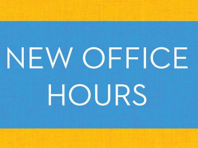 sunrise shores poa new office hours